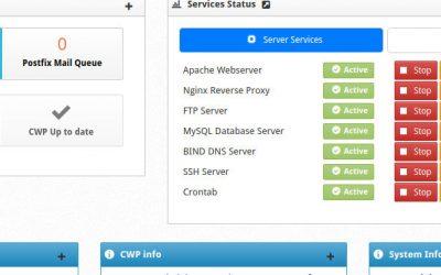 Pengalaman menggunakan CWP Pro VS cPanel